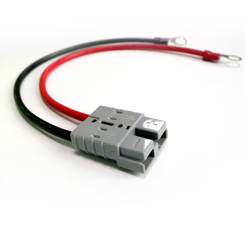 Anderson SB50 connector custom battery quick-connect wire harness plug charging cable