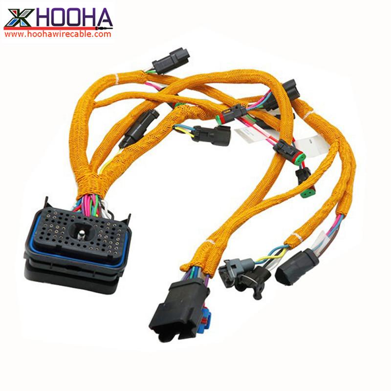 Caterpillar excavator E325C 325C Engine Wire Harness 195-7336Custom Wire Harness Manufacturer