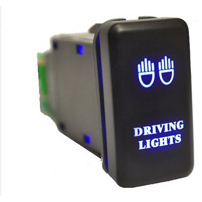 toyota driving lights switch