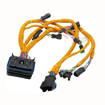 Caterpillar excavator E325C 325C Engine Wire Harness 195-7336