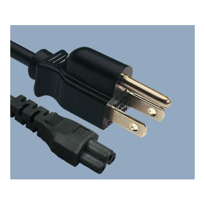American type of laptop power cord cable