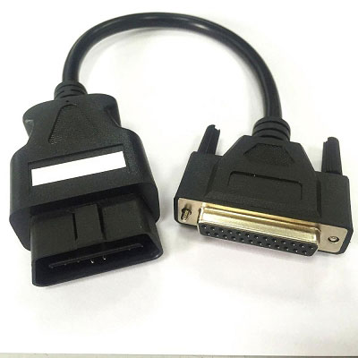 obd2 to db25 cable