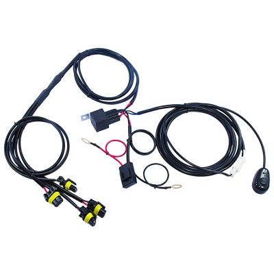 customize fog light extension wire harness