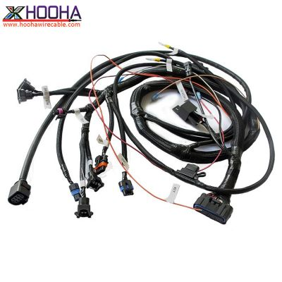custom wire harness,Automotive Wire Harness,LS Engine Wire Harness