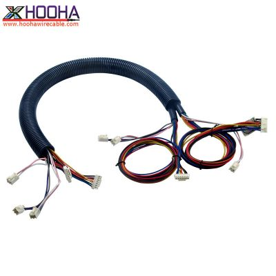 molex connector alternative parts custom wire assembly
