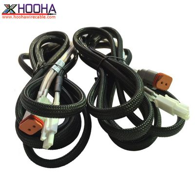 custom wire harness,Automotive Wire Harness,Deutsch Connector Wiring