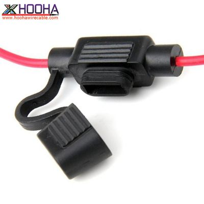 mini fuse middle auto fuse 1~30A online fuse holder cable