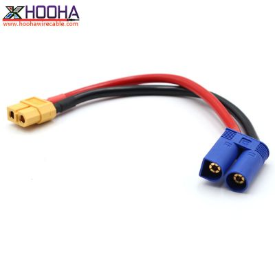 EC5 Male To XT60 Female Connector Battery Adapter Cable