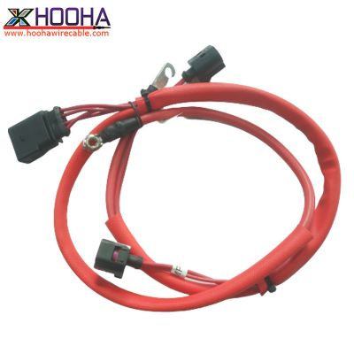 csutom aeromotive wire harness